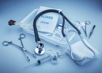 Antimikrobiell applikation för medicinsk utrustning
