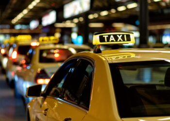 revestimento antimicrobiano táxi