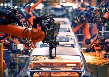 Application antimicrobienne dans l'industrie automobile